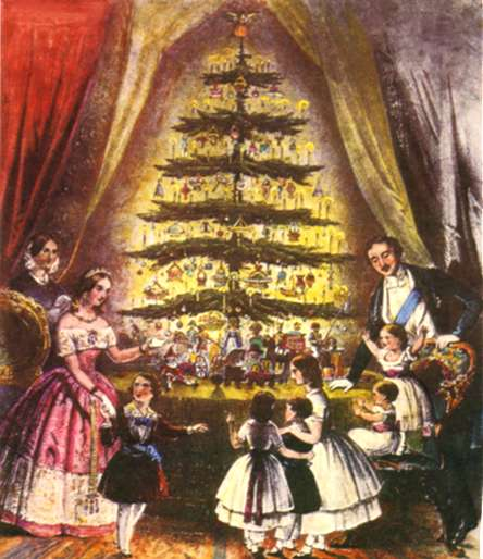 Victorian Christmas Celebration