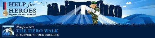 Stonehenge - Avebury walk 2011