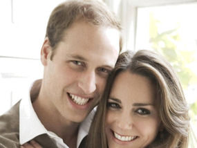Prince William and Kate Middleton marry in April