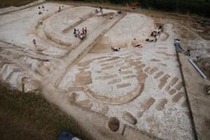image credit: High Lea Farm excavation © Bournemouth University