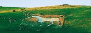 Wilsthire White Horse