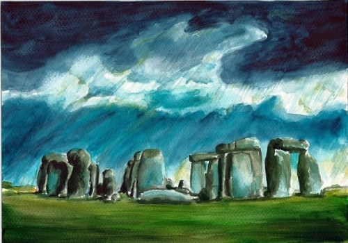 Keats Stonehenge