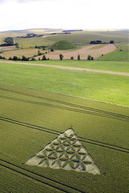 July 2012 Crop Circle
