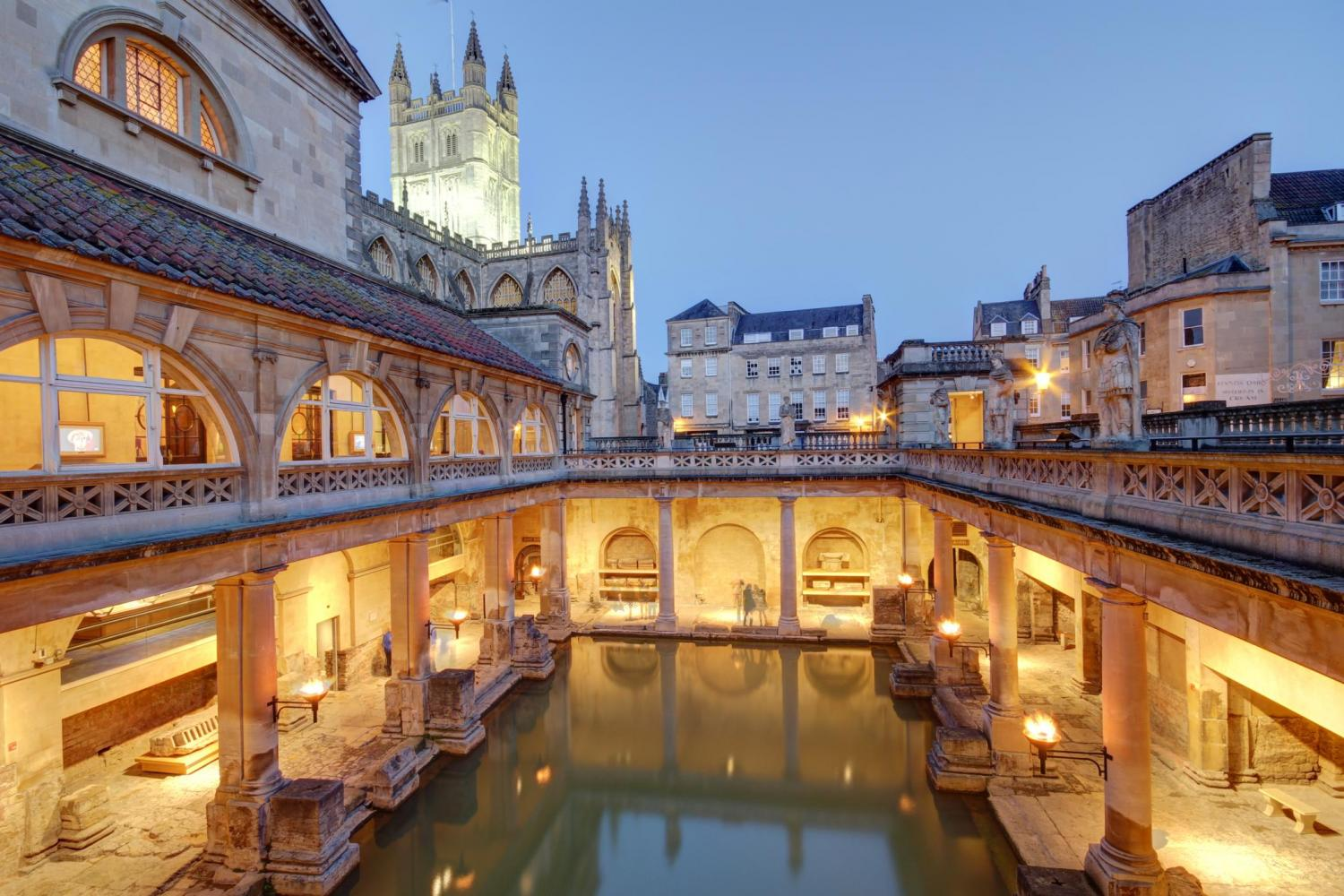 aquae sulis | Wessex Guided Tours