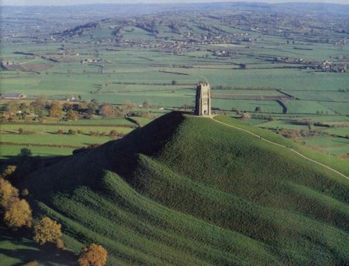 Our private guided tours allow you to climb Glastonbury Tor